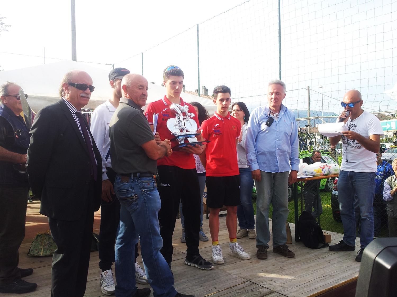 Premiazione Coppa S. Michele