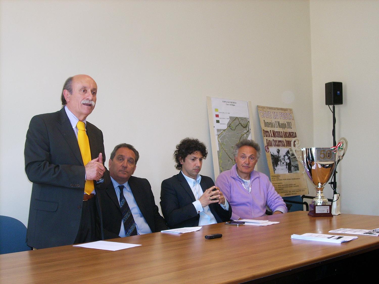 Conferenza Stampa Coppa S. Michele 50° edizione
